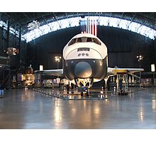 Shuttle Photographic Print