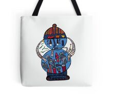Tank of the world Tote Bag