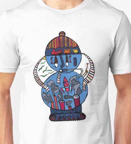 Tank of the world Unisex T-Shirt