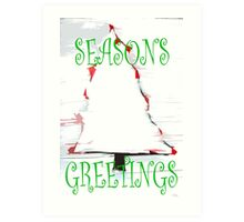 SEASONS GREETINGS 29 Art Print