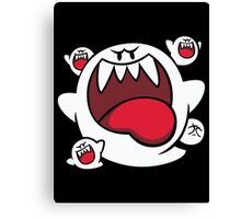 Super Mario - Boo Squad Canvas Print