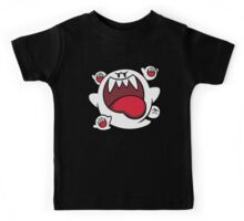 Super Mario - Boo Squad Kids Tee