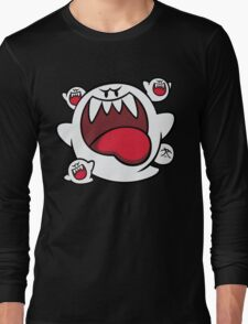 Super Mario - Boo Squad Long Sleeve T-Shirt