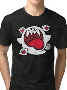 Super Mario - Boo Squad Tri-blend T-Shirt
