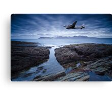 Arran Shackleton Canvas Print