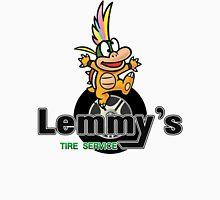 Mario Kart 8 Lemmy's Tire Service Square Unisex T-Shirt