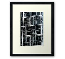 Glass Tower 1 Framed Print