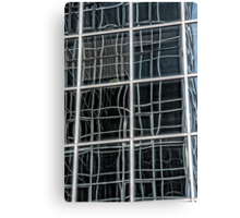 Glass Tower 1 Canvas Print