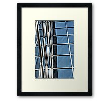Glass Tower 2 Framed Print