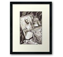 Bounty Achievement Framed Print