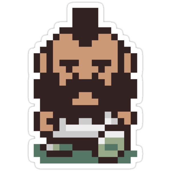 Mr. T ... Is that you? Earthbound / Mother 2 by Studio Momo╰༼ ಠ益ಠ ༽