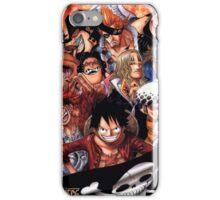 One Piece! iPhone Case/Skin