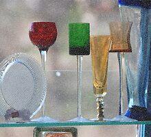 60's Glass by John Schneider