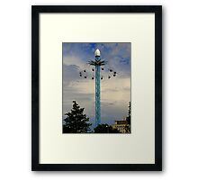 Urban Thrill ~ Part Two Framed Print