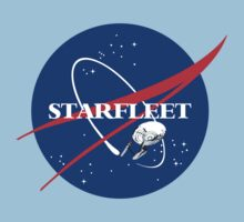 STARFLEET / NASA T-Shirt