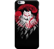 Wolf II iPhone Case/Skin