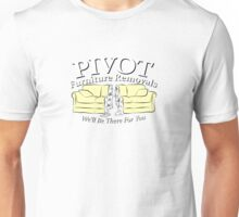 Pivot Furniture Removals Unisex T-Shirt