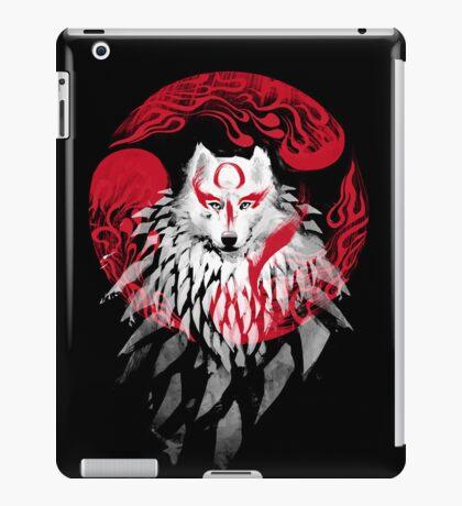 Wolf II iPad Case/Skin