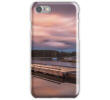 Comox Lake Vancouver Island iPhone Case/Skin