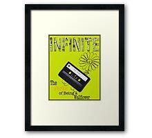 Infinite Framed Print