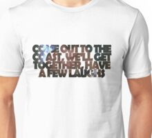 Die Hard - Come Out To The Coast Unisex T-Shirt