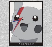 A lad pokemon Kids Clothes