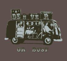 Denver Or Bust! Kids Clothes