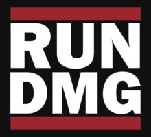 RUN DMG by FullBlownShirts