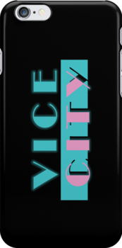 Vice City by moysche