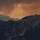 Fire Mountain by neon-gobi
