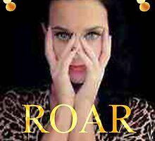 Katy Perry ROAR by TinyWolf