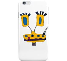 Yellow Giraffe iPhone Case/Skin