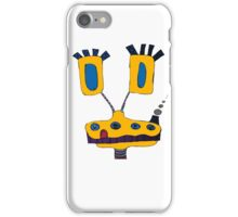 Yellow Giraffe iPhone Case/Skin