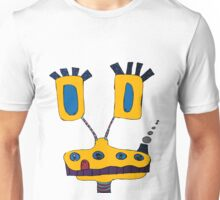 Yellow Giraffe Unisex T-Shirt