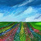 The Flowerfield by Richard Eijkenbroek