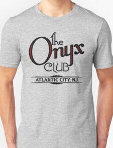Boardwalk Empire Inspired - The Onyx Club - 1920s Atlantic City - Prohibition Era Jazz Club - Nucky Thompson T-Shirt