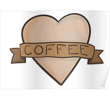Oh coffee Poster