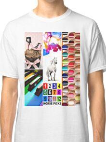 Melbourne cup Classic T-Shirt