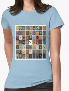 Breaking Bad - 62 episodes Womens Fitted T-Shirt