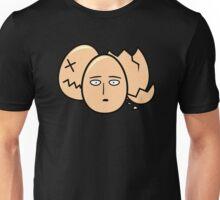 One Punch Egg, Saitama Once Punch Man Parody Unisex T-Shirt