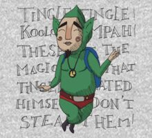 Tingle by IcedSnowMaiden