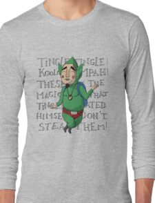 Tingle Long Sleeve T-Shirt