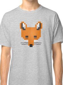 Pixel Fox Classic T-Shirt