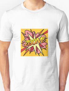 Comic Book ZOOM! T-Shirt