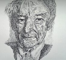 Sheamus Heaney  by Katie  McNeice