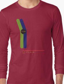 St. Clair 1966 station Long Sleeve T-Shirt