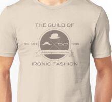 The Guild of Ironic Fashion Unisex T-Shirt