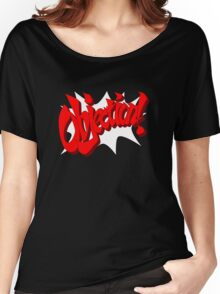 Objection! Women's Relaxed Fit T-Shirt