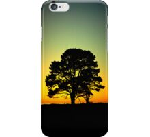Single Tree iPhone Case/Skin