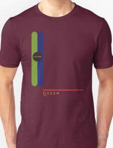 Queen 1966 station Unisex T-Shirt